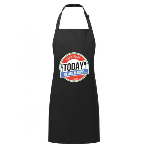 Apron Men - Today We Are Making